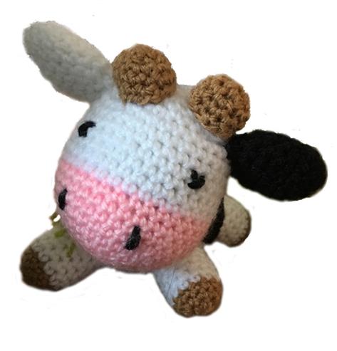 Amigurimi - Vaca
